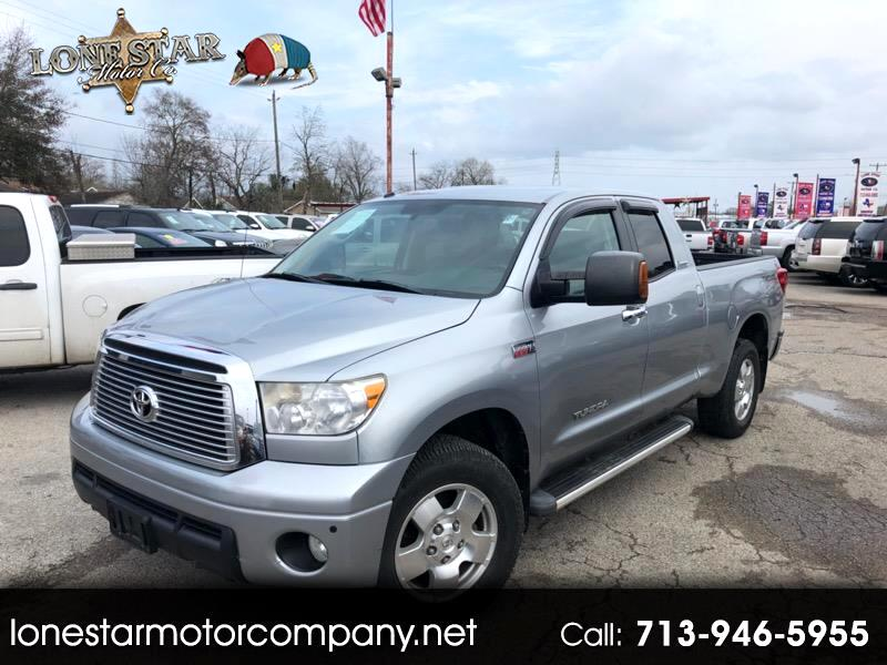 2010 Toyota Tundra Limited 5.7L FFV Double Cab 4WD