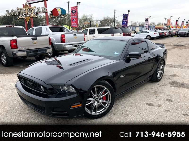 2013 Ford Mustang 2dr Convertible GT Premium