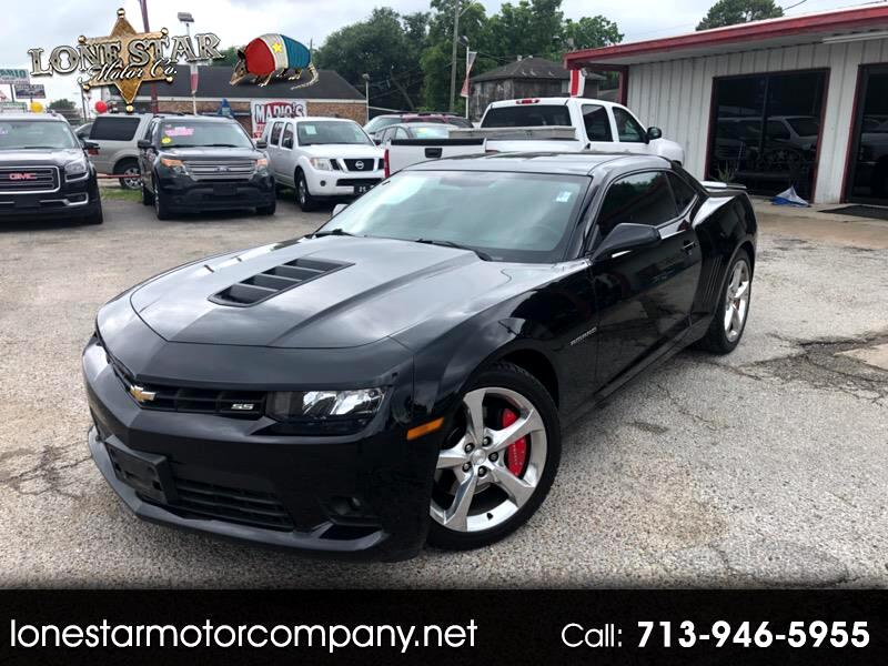 Buy Here Pay Here Houston >> Buy Here Pay Here 2014 Chevrolet Camaro 1ss Coupe For Sale In South