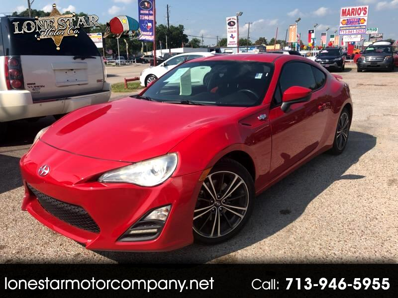 2013 Scion FR-S 2dr Cpe Man Release Series 2.0 (Natl)