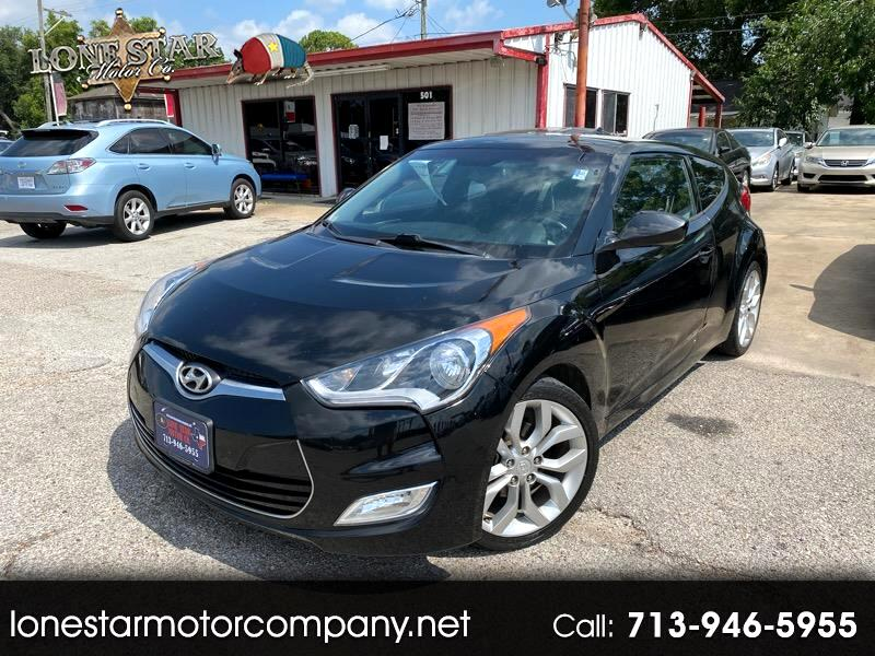 Hyundai Veloster Base 6MT 2015