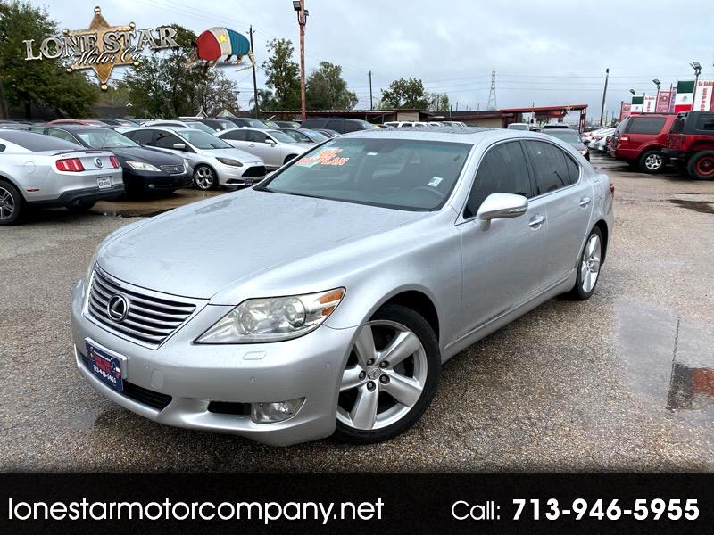 Lexus LS 460 Luxury Sedan 2010