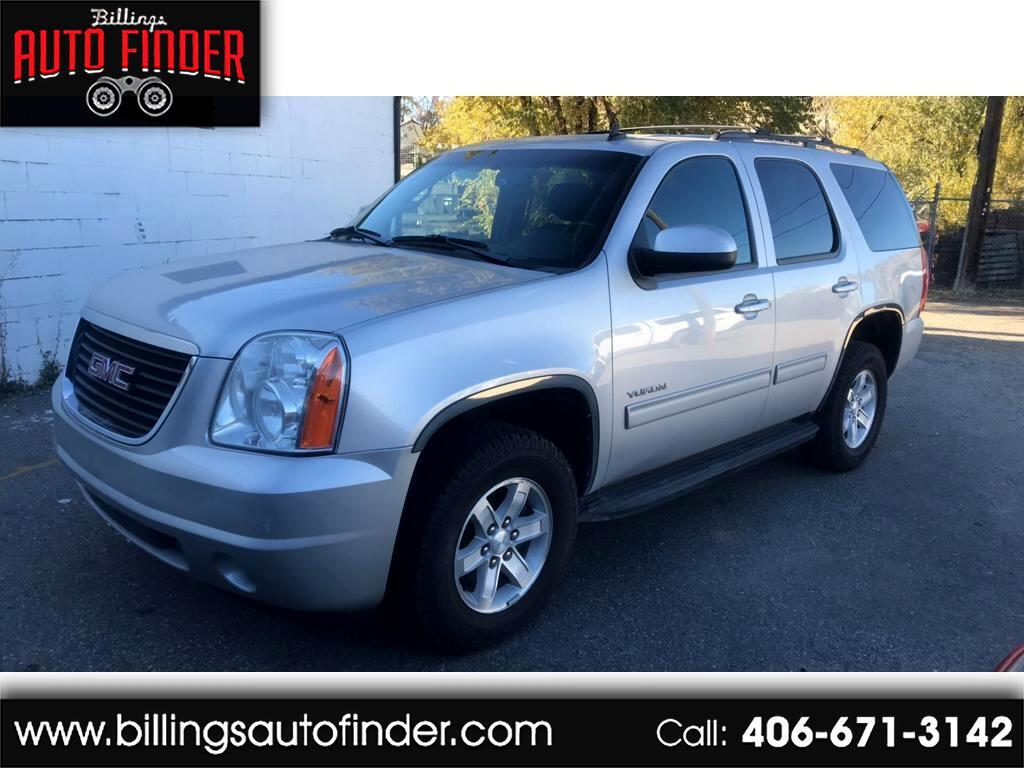 2011 GMC Yukon 4WD 4dr 1500 Commercial
