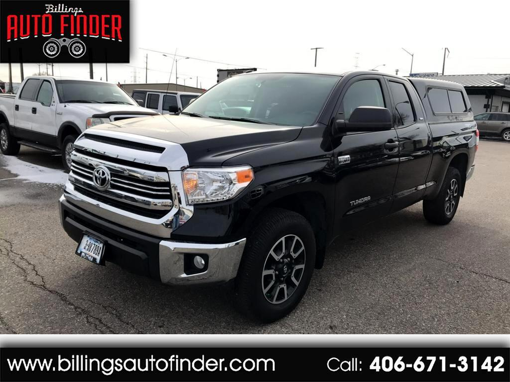 2016 Toyota Tundra 4WD Truck Double Cab 5.7L V8 6-Spd AT SR (Natl)