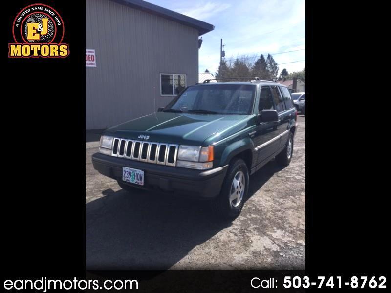 1993 Jeep Grand Cherokee Laredo 4WD
