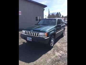 1993 Jeep Grand Cherokee