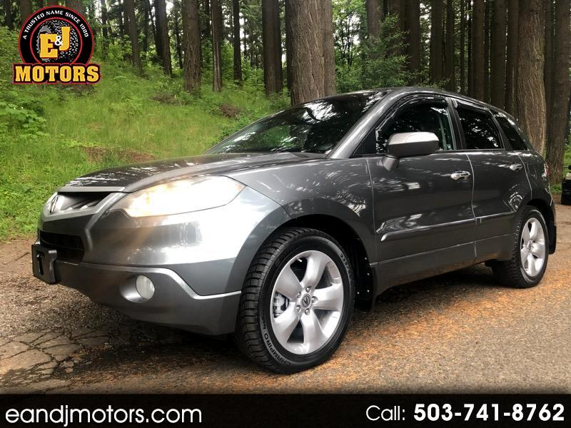 2008 Acura RDX 5-Spd AT SH-AWD with Technology Package