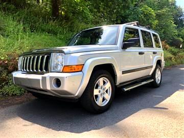 2006 Jeep Commander