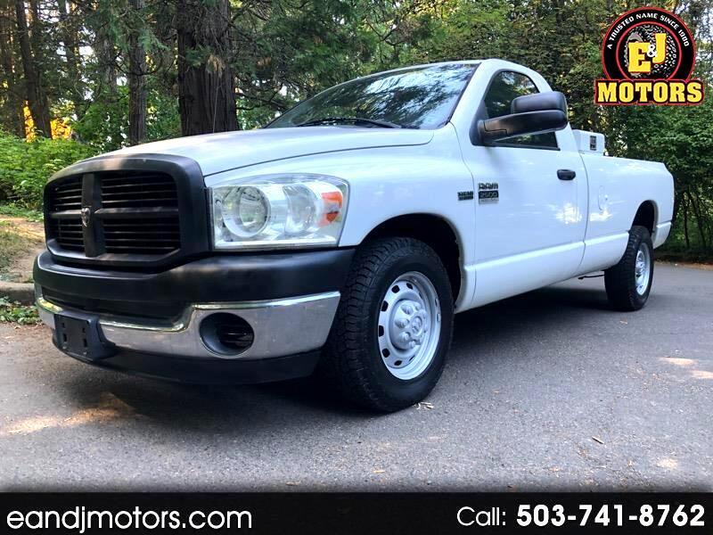 2007 Dodge Ram 2500 SLT Long Bed 2WD