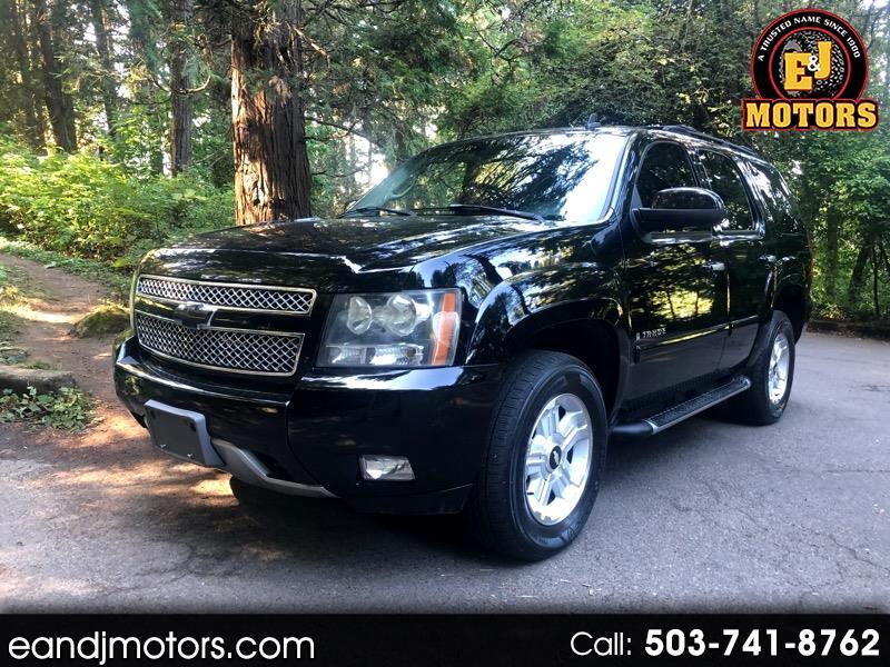 2007 Chevrolet Tahoe 4dr 1500 4WD Z71