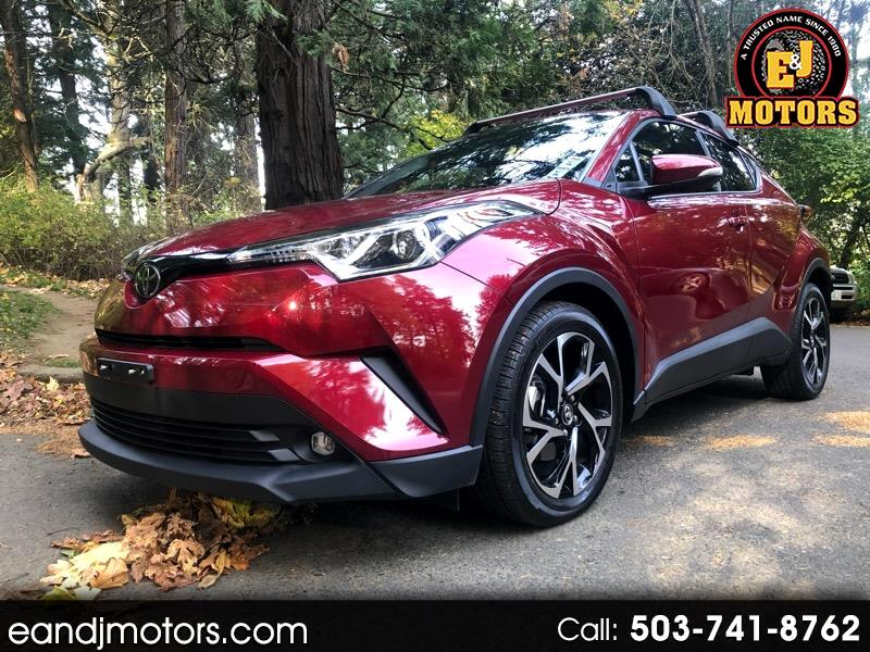 Toyota C-HR Limited FWD (Natl) 2019