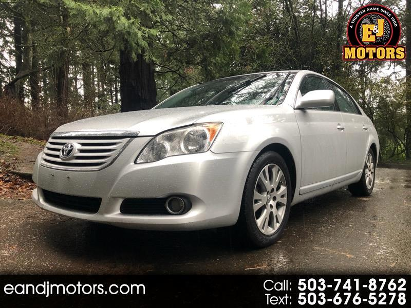 used 2008 toyota avalon touring natl for sale in portland or 97216 e and j motors e and j motors