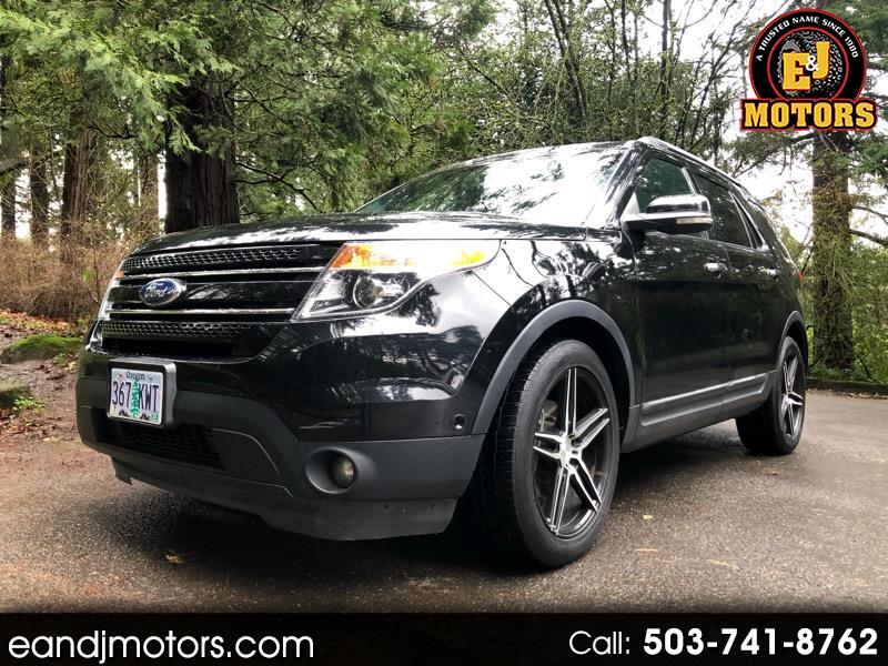 Ford Explorer Limited AWD 2011