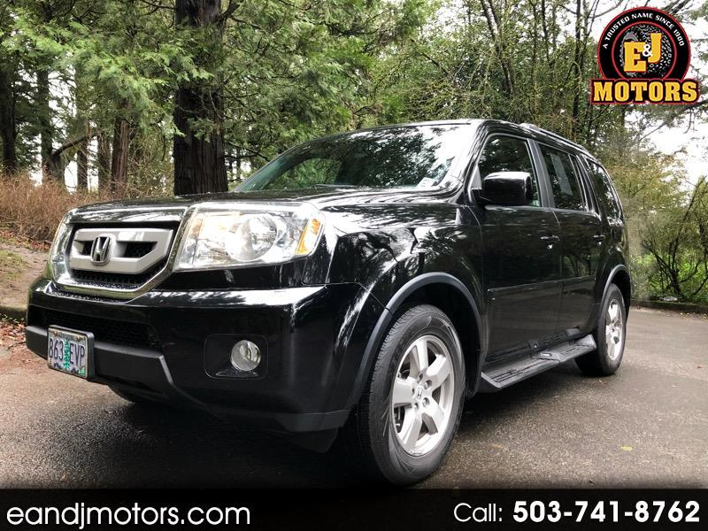 Honda Pilot EX-L 4WD 5-Spd AT with DVD 2011