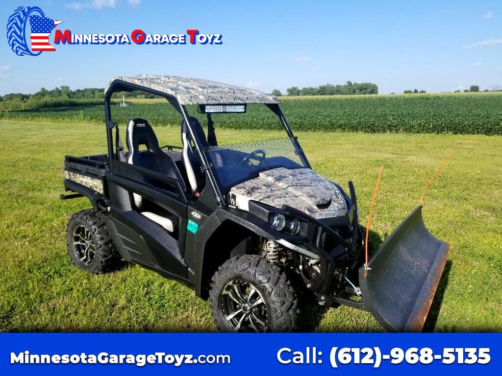 2015 John Deere Gator TRL 850i RSX