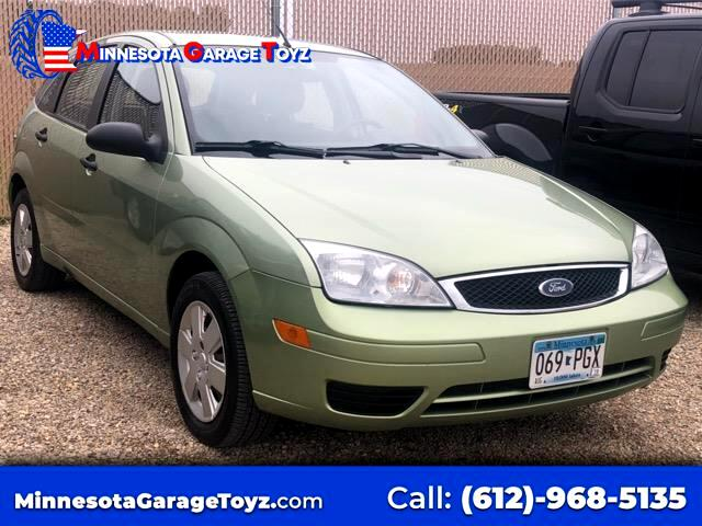 2007 Ford Focus ZX5 S