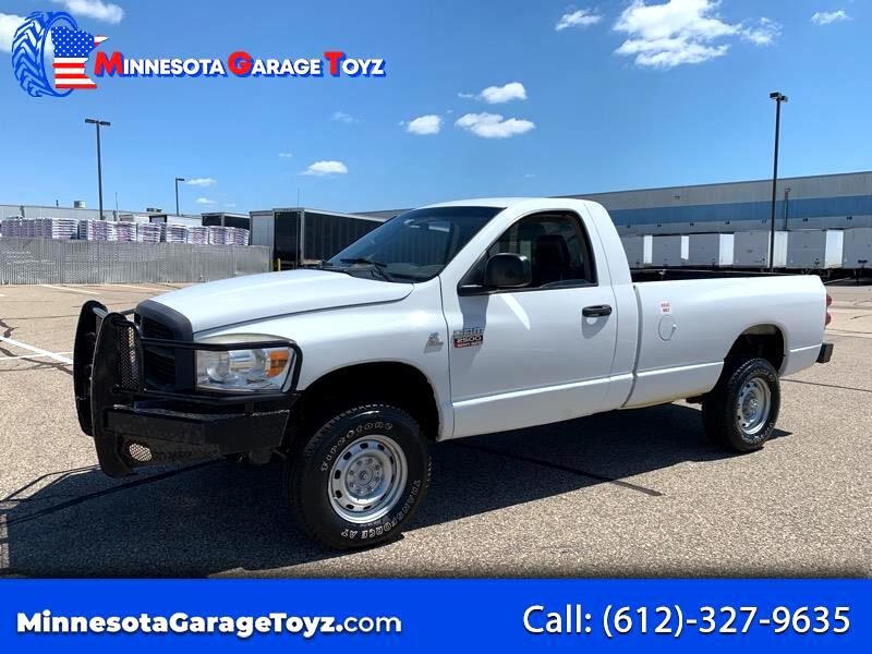 2007 Dodge Ram 2500 ST Long Bed 4WD