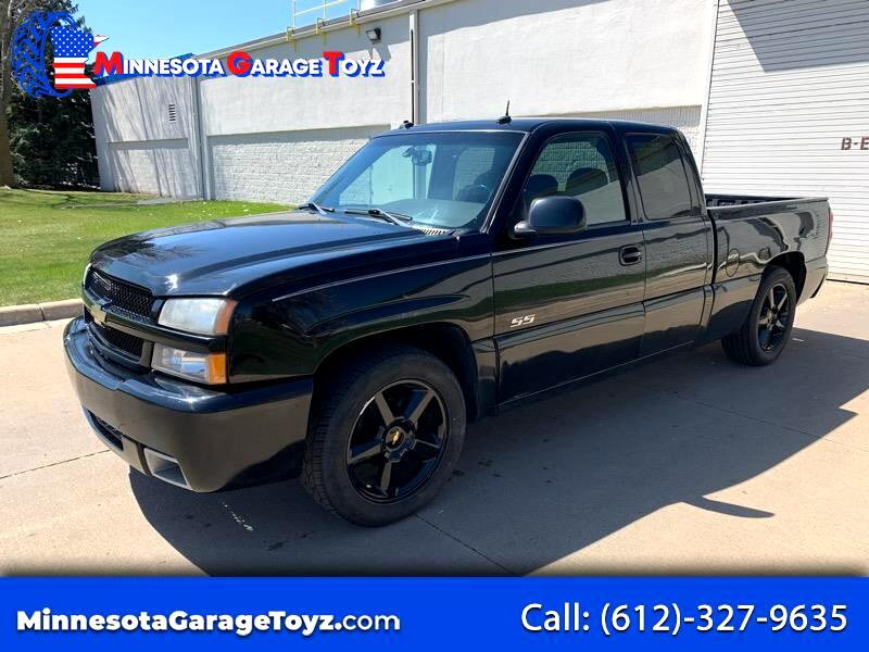Chevrolet Silverado 1500 SS Ext. Cab Short Bed AWD 2003