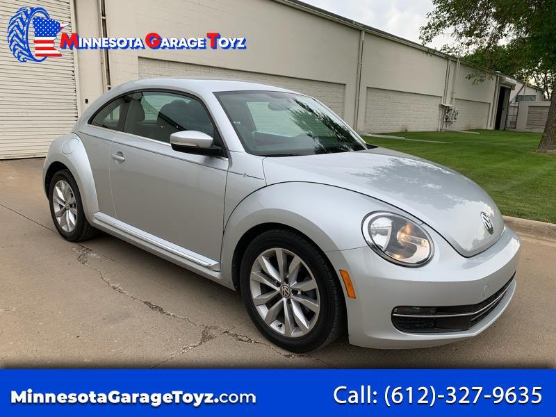 Volkswagen Beetle 2.0T Turbo 2013