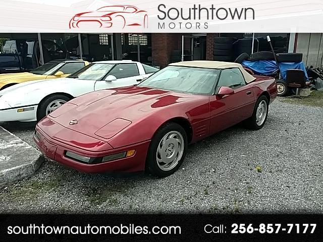Chevrolet Corvette Convertible 1994