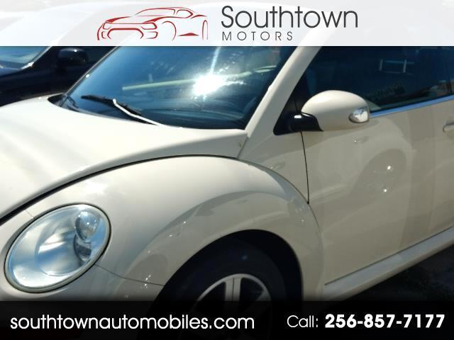 2006 Volkswagen New Beetle 2.5L Convertible