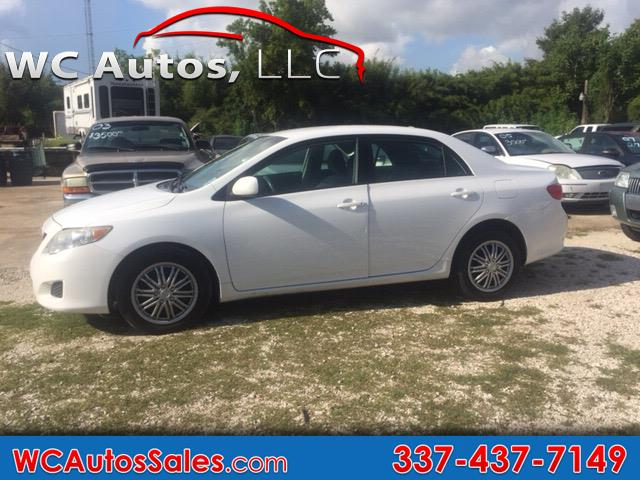 2009 Toyota Corolla S 4-Speed AT