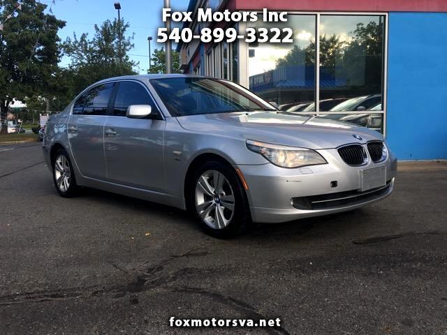2009 BMW 5-Series XI