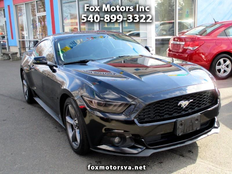Ford Mustang 2dr Cpe 2016
