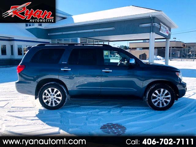 2008 Toyota Sequoia 4WD 5.7L Limited (Natl)