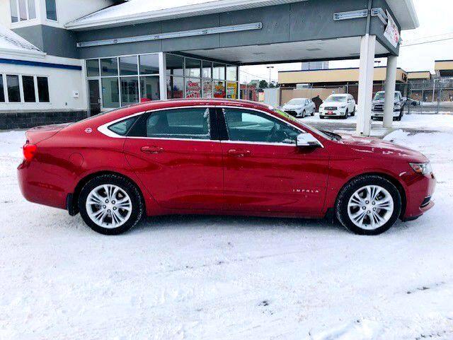 2014 Chevrolet Impala 4dr Sdn LT w/2LT