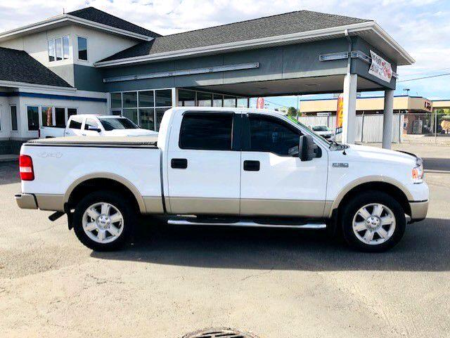 "2007 Ford F-150 4WD SuperCrew 139"" XLT"