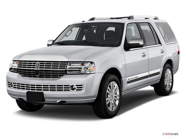 Lincoln Navigator 4WD 4dr 2012