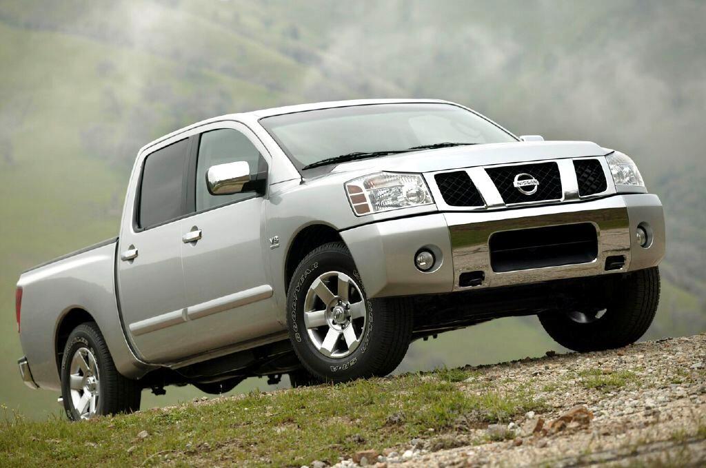 Nissan Titan 4WD King Cab XE 2007