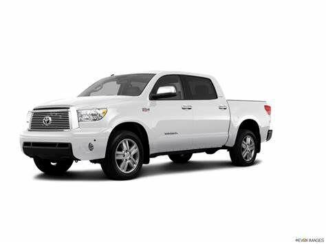 Toyota Tundra 4WD Truck CrewMax 5.7L V8 6-Spd AT Platinum (Natl) 2013