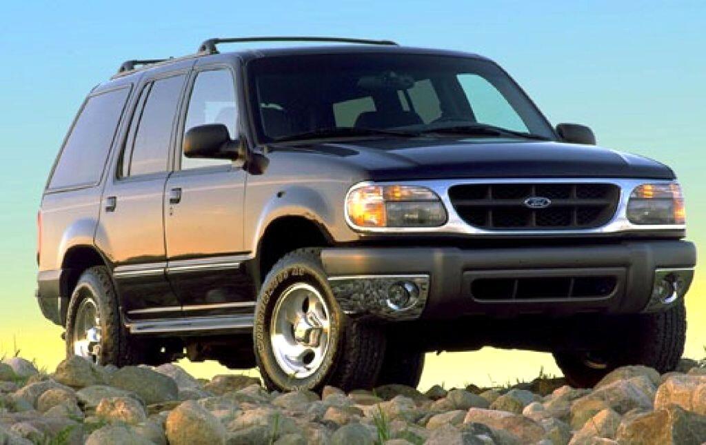 "Ford Explorer 4dr 112"" WB Eddie Bauer 4WD 2000"