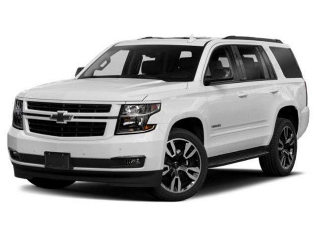 Chevrolet Tahoe 4WD 4dr Premier 2020