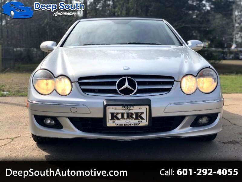 2007 Mercedes-Benz CLK-Class CLK350 Coupe