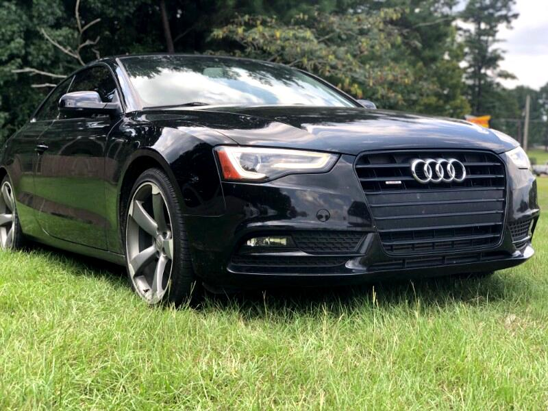 2014 Audi A5 Coupe 2.0T quattro Tiptronic