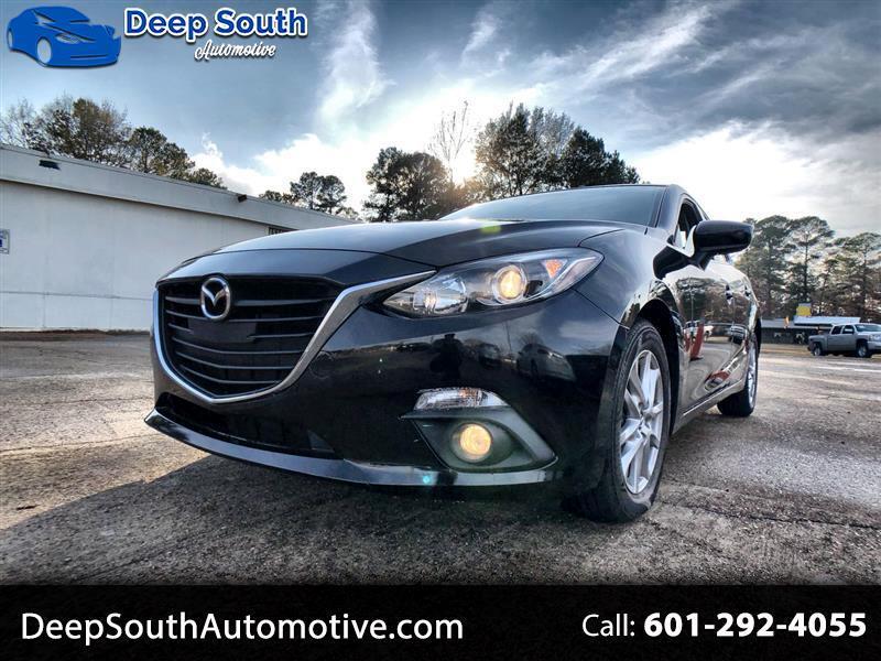 Mazda MAZDA3 i Touring AT 4-Door 2015