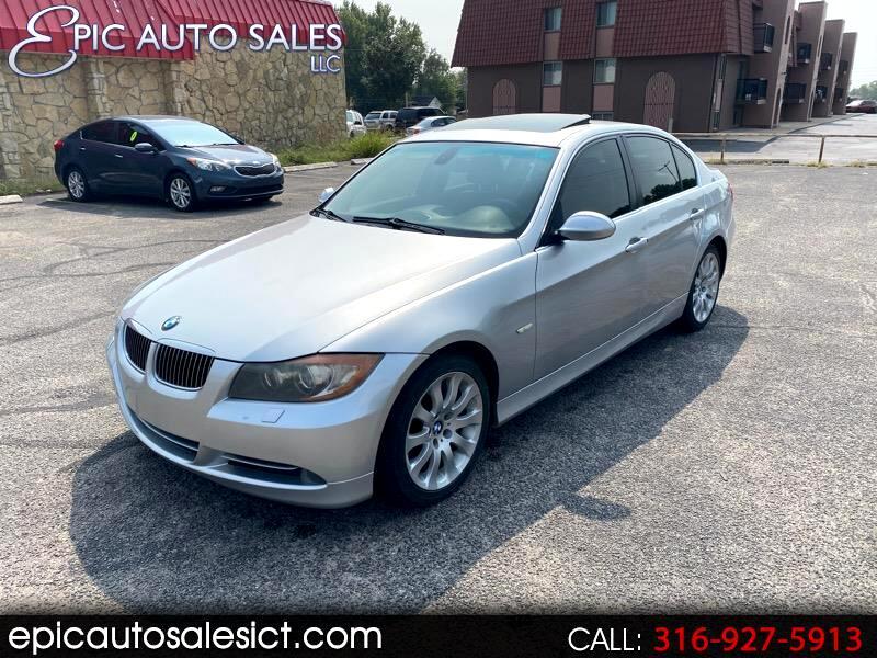 BMW 3-Series 335xi 2008