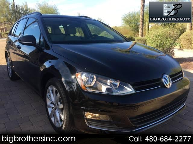 2017 Volkswagen Golf 1.8T 4-Door SE Auto