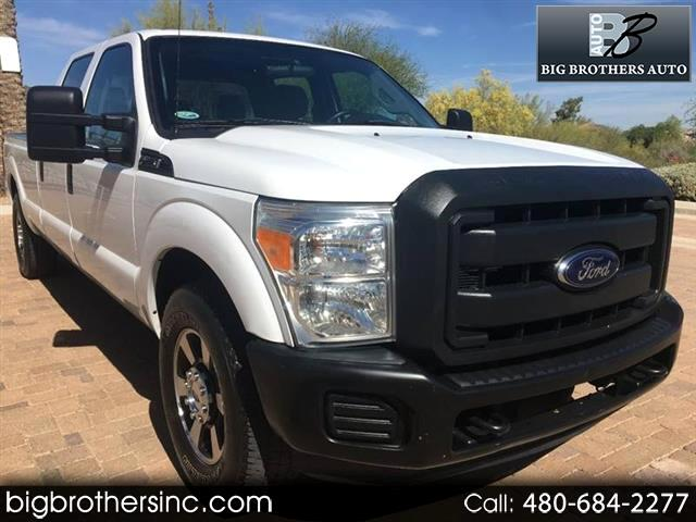 2012 Ford F-250 SD XL Crew Cab Long Bed 2WD