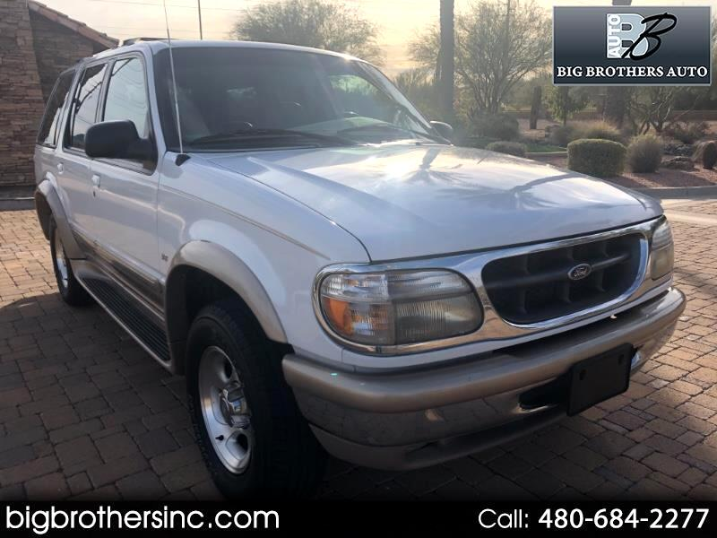 1998 Ford Explorer Eddie Bauer 4-Door AWD