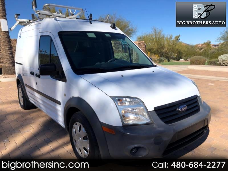 2012 Ford Transit Connect XL without Rear Door Glass