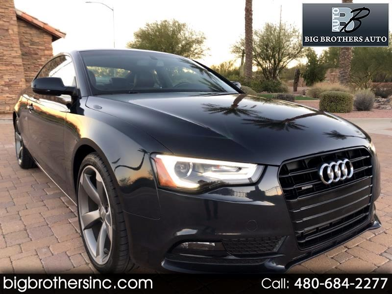2014 Audi A5 2.0T Premium quattro 8A
