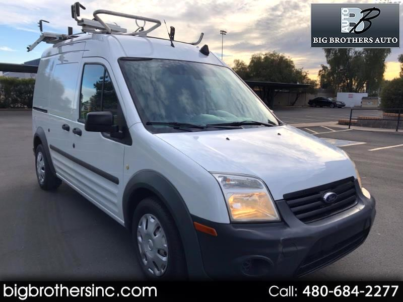 2012 Ford Transit Connect XL Without Rear Glass