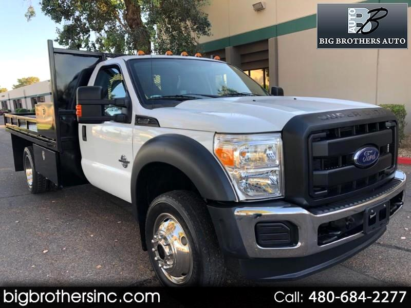 2016 Ford F-450 SD Regular Cab DRW 4WD