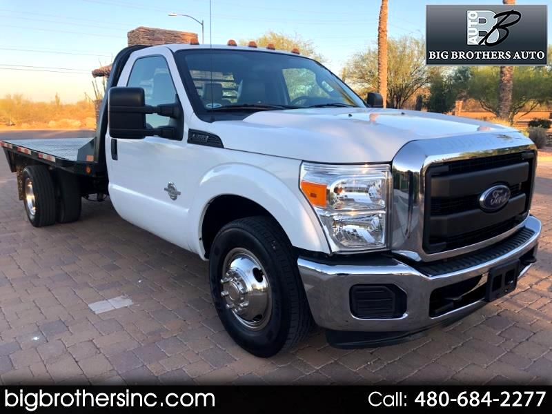 2016 Ford F-350 SD XL DRW 2WD