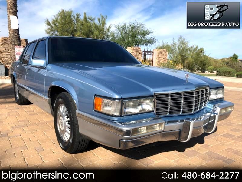 Cadillac DeVille Sedan 1992