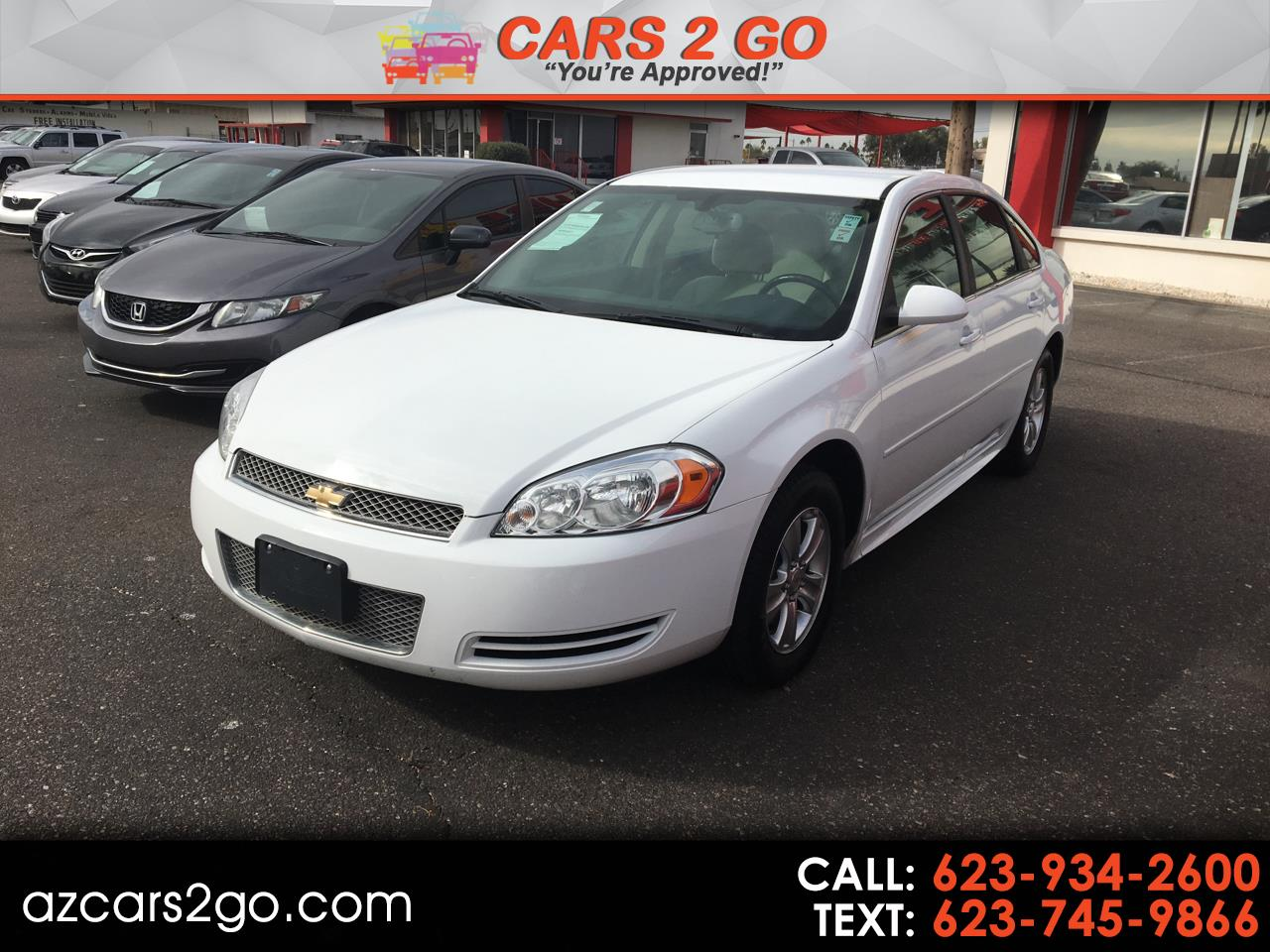 2014 Chevrolet Impala Limited 4dr Sdn LS Fleet